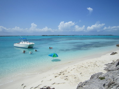 A beach of our own........only in the Turks and Caicos you say?